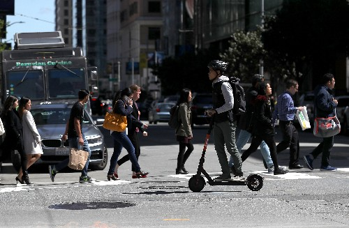 Don't ban scooters. Redesign streets.