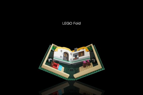 Lego takes on Samsung and Huawei with its own foldable