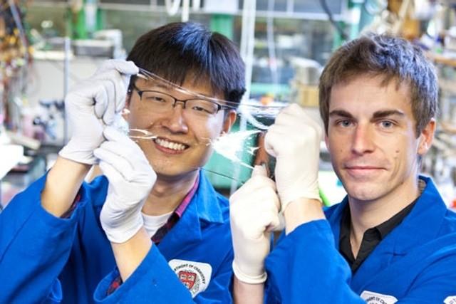 Transparent gel speaker ushers in a future of 'soft machines'