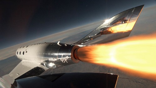 Virgin Galactic will reportedly become the first space tourism company to go public