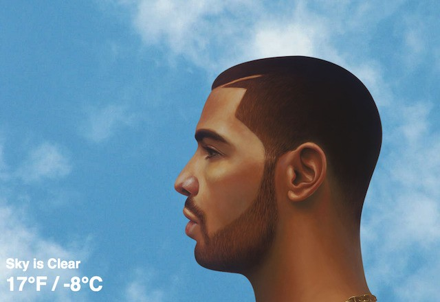 Drake Weather turns 'Nothing Was the Same' album art into your personal forecast