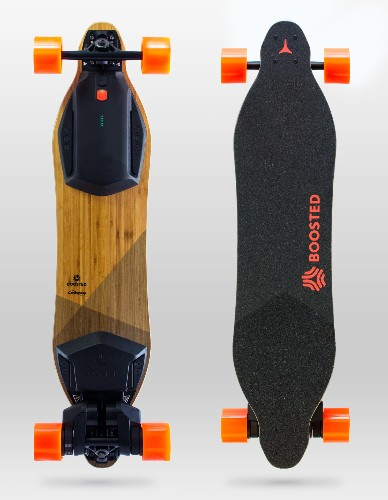 Boosted's new electric skateboards are water-resistant and have longer range options