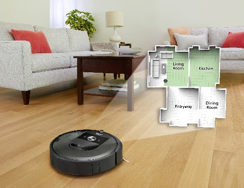 Google wants to improve your smart home with iRobot's room maps