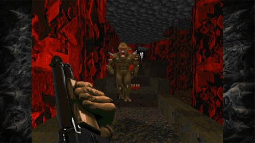 Doom's classic re-releases now run at 60fps and support free add-ons