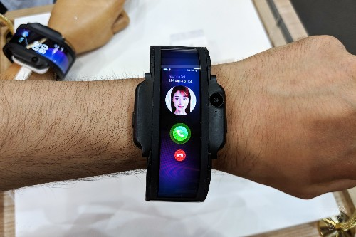 Nubia's wearable smartphone is a preview of our flexible OLED future