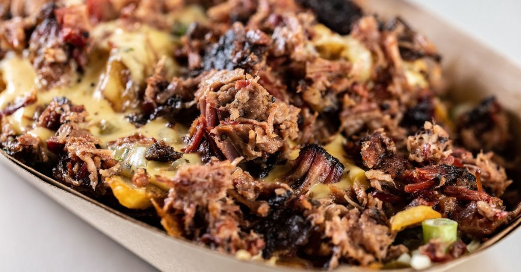 Take a Peek Inside Smoked Meats Star Heim Barbecue's Massive New Dallas Restaurant
