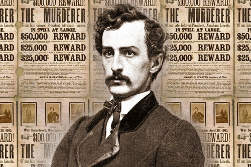 John Wilkes Booth killed Lincoln… but who killed John Wilkes Booth?