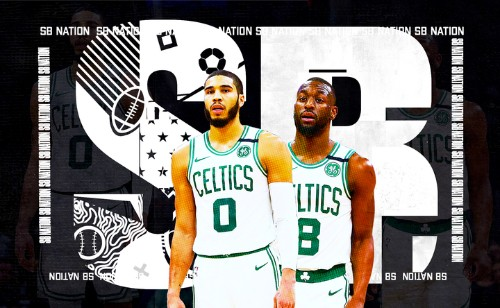 The Celtics are not quite championship contenders. Yet.