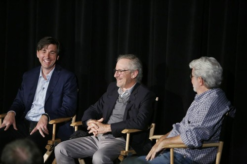 Lucas and Spielberg on storytelling in games: 'it's not going to be Shakespeare'