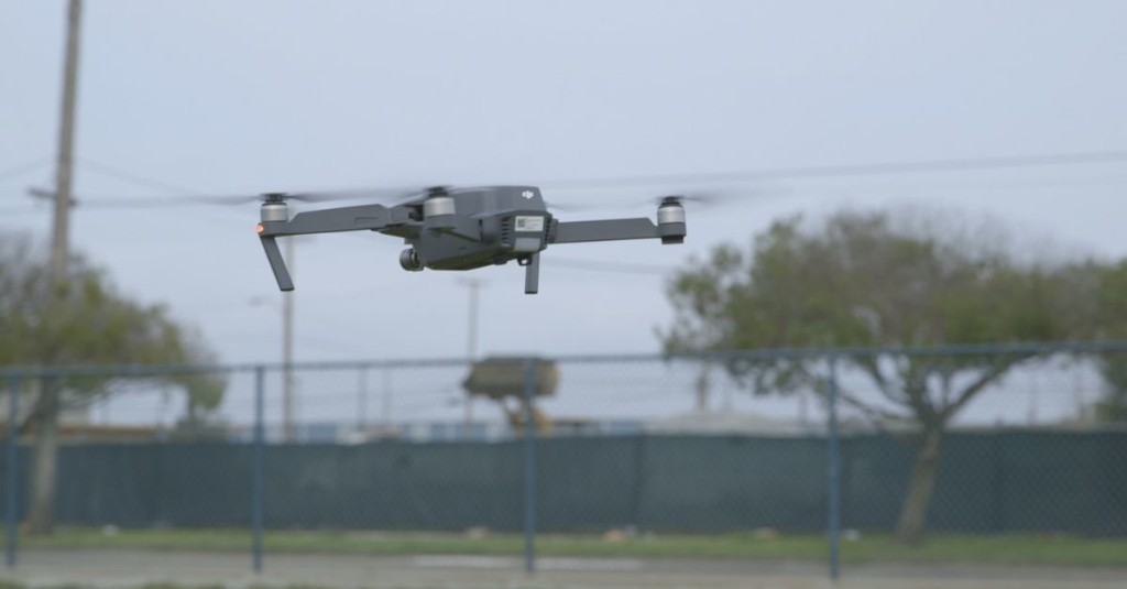 Watch: This drone can detect humans and follow you around