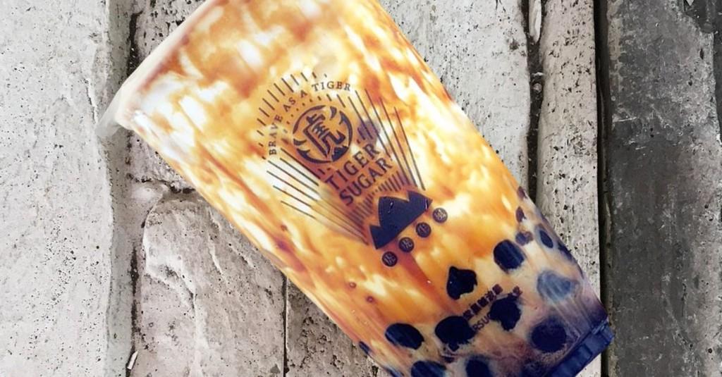 Tiger Sugar Brings Wildly Instagrammable Brown Sugar Boba Milk to the Bay