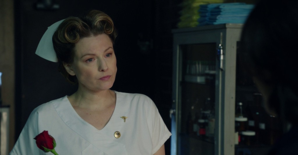 Once upon a time Nurse Ratched showed up on Disney's Once Upon a Time