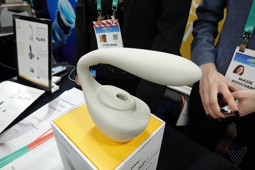The sex toy banned from CES last year is unlike anything we've ever seen