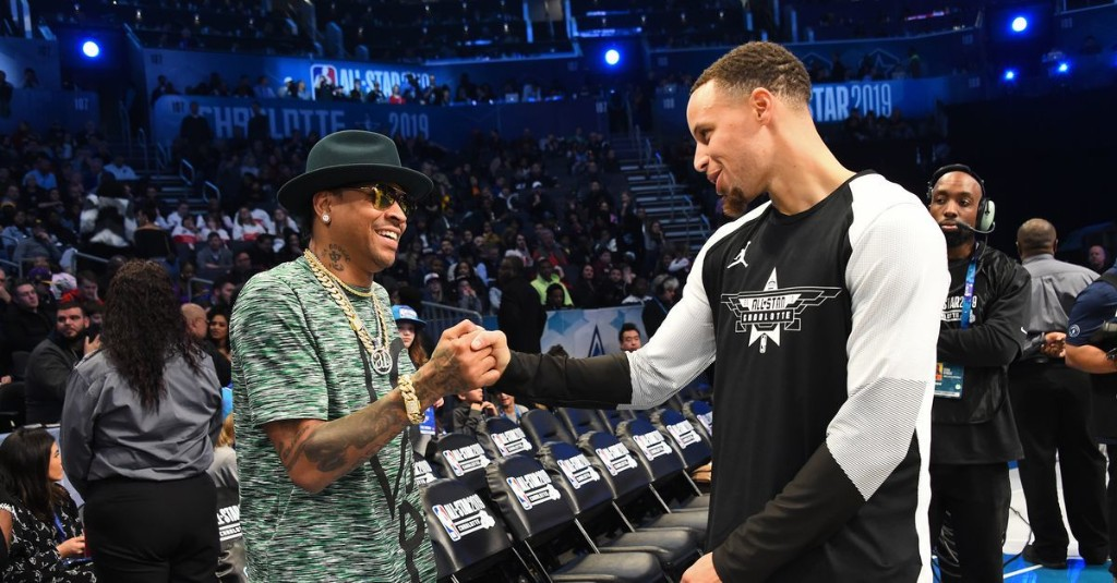 Dubs in-depth: Allen Iverson wants Giannis to join the Warriors