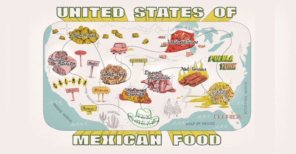 Mexican Food in America cover image