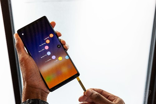 The 4 biggest announcements from the Samsung Galaxy Note 9 event