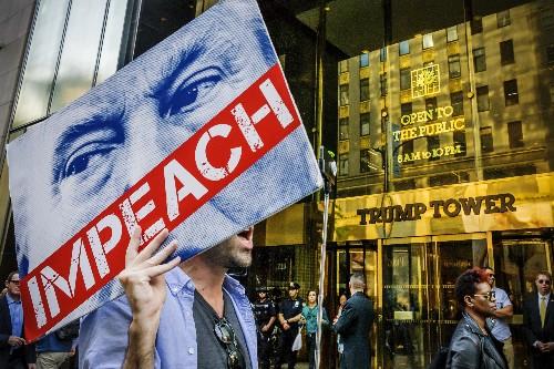 Impeach him, anyway
