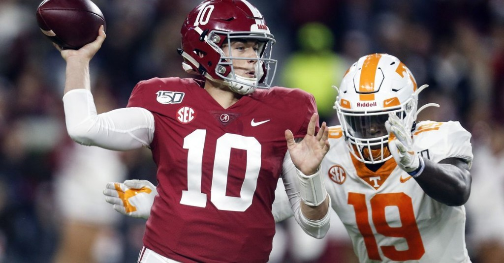 Six questions with Roll Bama Roll, breaking down Alabama vs. Tennessee