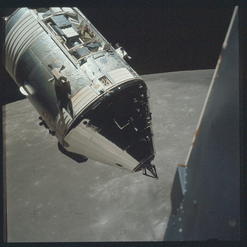 Over 8,400 images from NASA's Moon missions are now on Flickr in high resolution