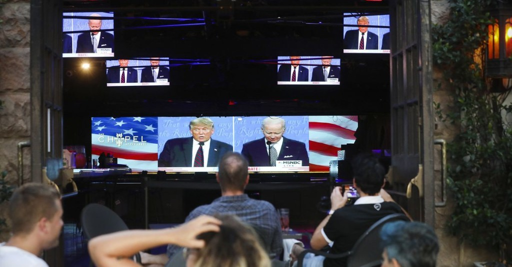 Vote-by-mail is not full of fraud, despite Trump's debate claims