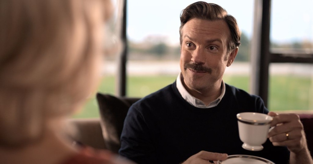 'Ted Lasso': Jason Sudeikis scores as an American dipping a toe into British football
