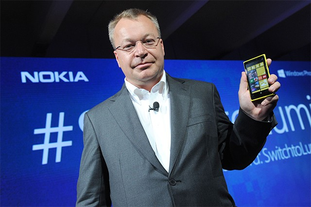 Stephen Elop was Nokia's second choice for CEO, says ex-chairman