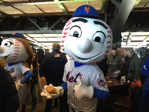 Where to Eat at Citi Field, Home of the Mets, 2019 Edition