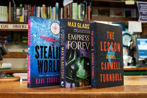 11 new science fiction and fantasy books to check out in late June