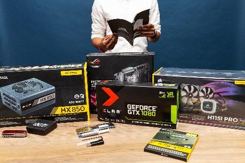 I built a $2000 custom gaming PC