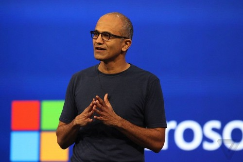 A chat with Microsoft's CEO: why Apple and Google haven't won yet