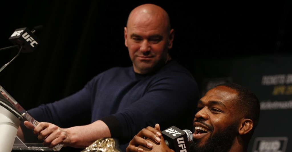 So, the promoters of 'Fight Island' think Jon Jones' contract demands are absurd?