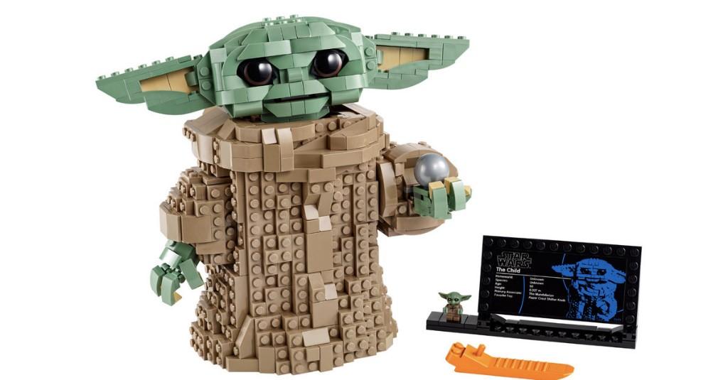 'Mando Mondays' kick off in October with Lego Baby Yoda, Mandalorian Funko Pop