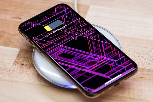 Apple's next iPhone might be able to wirelessly charge other devices