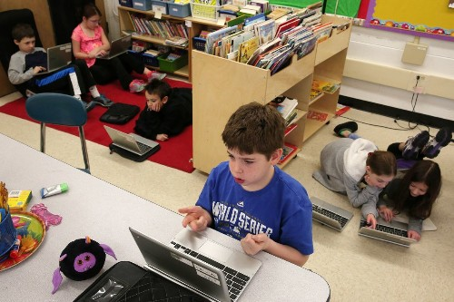 Tech companies need to raise the bar in education