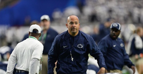 Penn State's class finalizes a return to blue-blood status