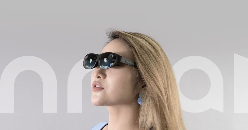 Nreal's augmented reality glasses are shipping this month in Korea