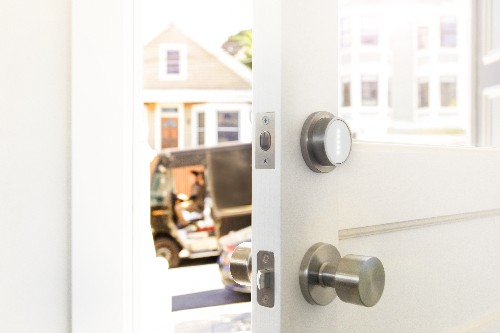 Otto may be the smallest smart lock out there — and the most expensive