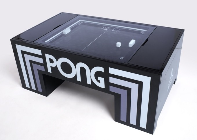 You can now buy the IRL Pong table on Kickstarter