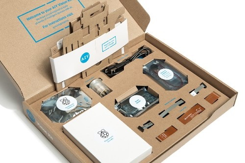 Google's updated DIY Vision and Voice kits include a Raspberry Pi Zero