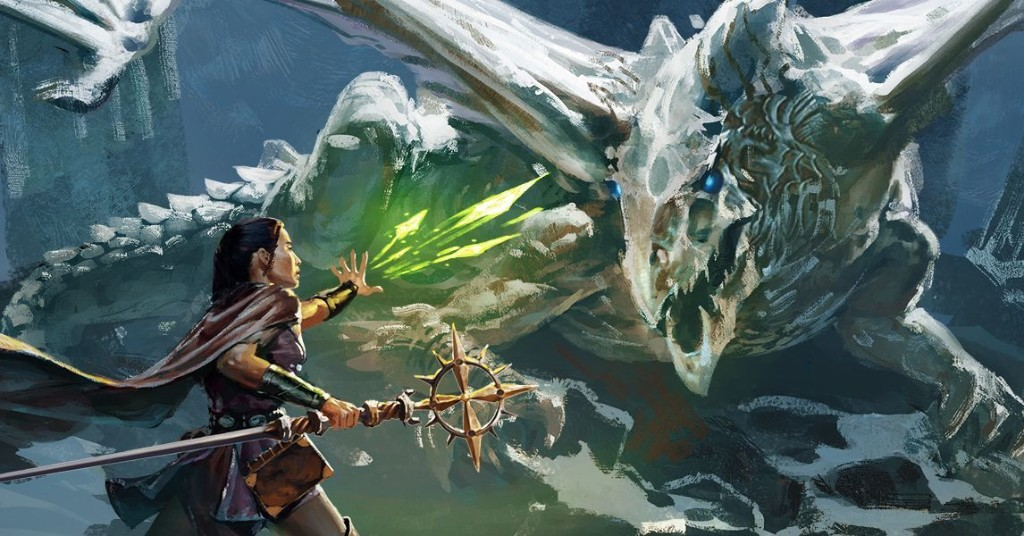 Dungeons & Dragons' newest starter kit lets you build out a party with a single player