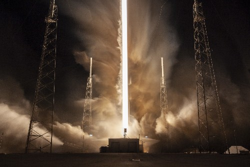 This was the decade the commercial spaceflight industry leapt forward
