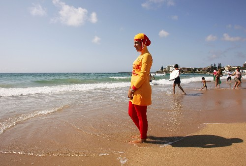French official threatens to sue social media users who share burkini photos
