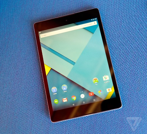 The Nexus 9: hands-on with Google's latest attempt to take on the iPad