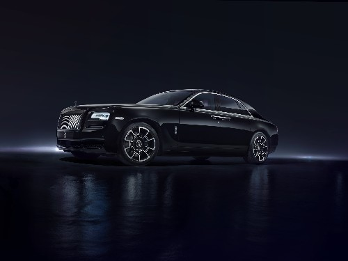 The Rolls-Royce Black Badge turns 'murdering out' into an elegant art form