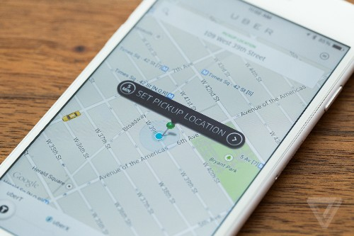 Uber will begin tracking your location while running in the background