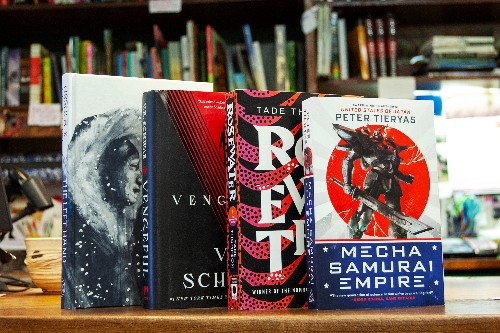Here are 7 new sci-fi and fantasy novels coming out this September to check out