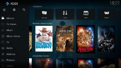 Kodi media player arrives on the Xbox One