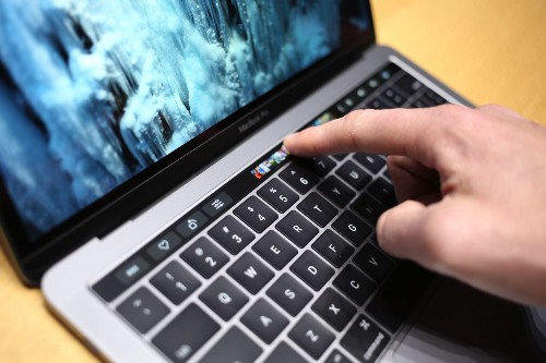 The new Mac vs. PC war is all about touch