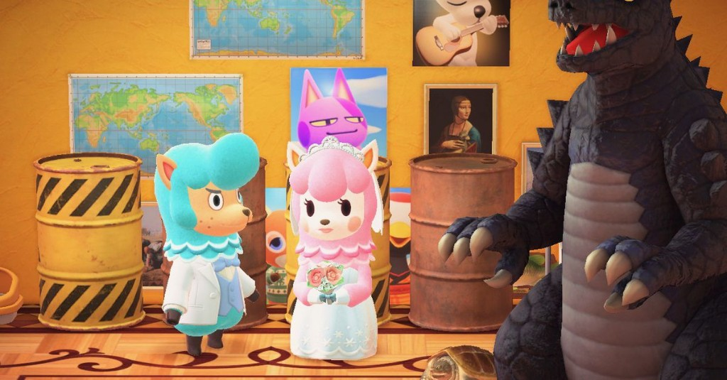 Animal Crossing's wedding season is not going exactly as planned