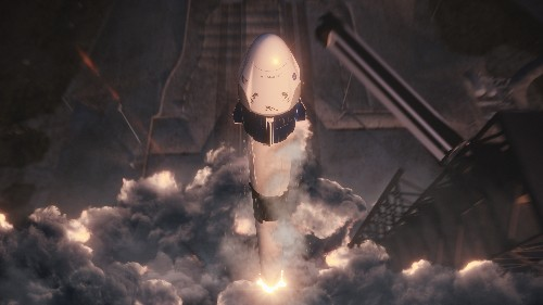 SpaceX is set to launch a crucial test flight for NASA this weekend